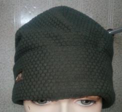 шапка флисовая с отворотом ШФФ (Jager)