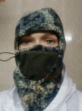 шлем-маска флисовая ФШ (Jager) -