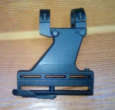 кронштейн VOMZ, боковой (Сайга, Вепрь), В-|||-1В, d-25,4 мм.