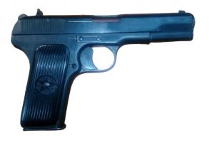 травматический пистолет ТТ-Лидер, к. 10х32 мм., № ХН120