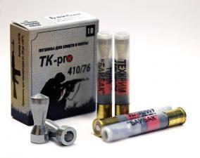 патрон Техкрим, пуля к. 410., Байбак