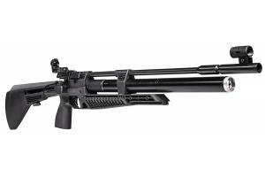 MP-555K, к.4,5мм. Пневмобаллонная пневм. винтовка с предв. накачкой.