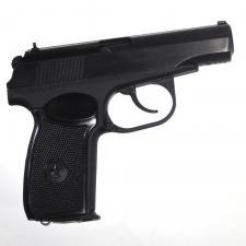Пневматический пистолет МР-658К к.4,5мм. (Blowback, ПМ)