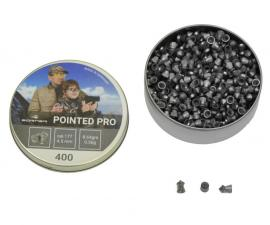 пуля пневматическая Borner, к. 4,5 мм., Pointed-0.56 гр. (400 шт.)