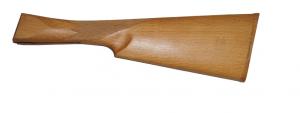 """ИЖ-27 приклад """"Английское ложе"""" бук, старого образца."""