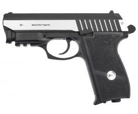 Пистолет Borner Parthner 801 к.4.5мм (blowback)