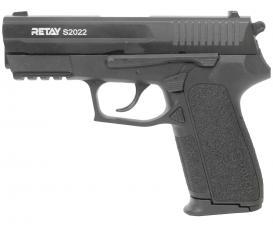 Пистолет S2022,(Sig Sauer). чёрный, к.9 мм Р.А.К.