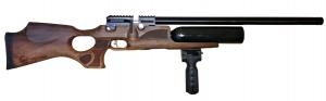 KRAL Puncher3 к.6.35мм ОРЕХ Jumbo+клапан+модератор