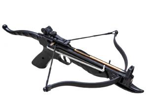 """Арбалет-пистолет """"Скаут""""(EK Cobra Aluminum) чёрный"""