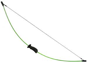 Лук детский классический Centershot Эльф зелёный (с комплектацией),синий,чёрный