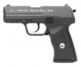 Пистолет Borner W118 (НК), к.4,5мм.