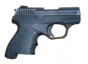 Травматический пистолет ШАРК, к. 9 мм. Р.А. № 001373